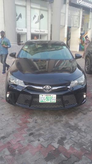 Toyota Camry 2016 Black | Cars for sale in Lagos State, Ikoyi