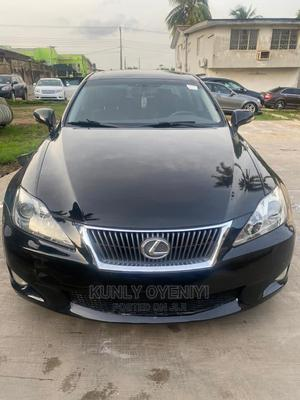 Lexus IS 2010 250 AWD Automatic Black | Cars for sale in Lagos State, Maryland