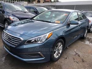Hyundai Sonata 2016 Blue | Cars for sale in Lagos State, Magodo