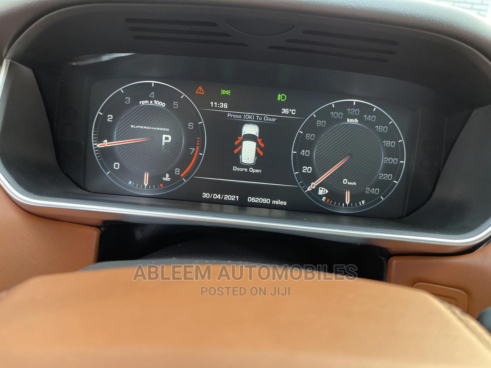 Land Rover Range Rover Sport 2014 White | Cars for sale in Mabushi, Abuja (FCT) State, Nigeria