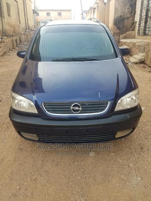 Opel Zafira 2005 1.8 Automatic Blue   Cars for sale in Plateau State, Jos