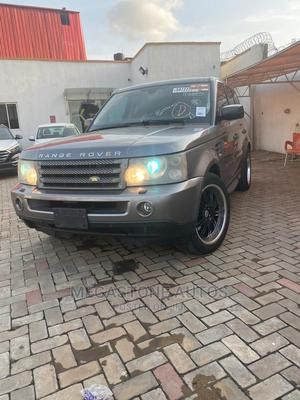 Land Rover Range Rover Sport 2008 Gray   Cars for sale in Lagos State, Magodo