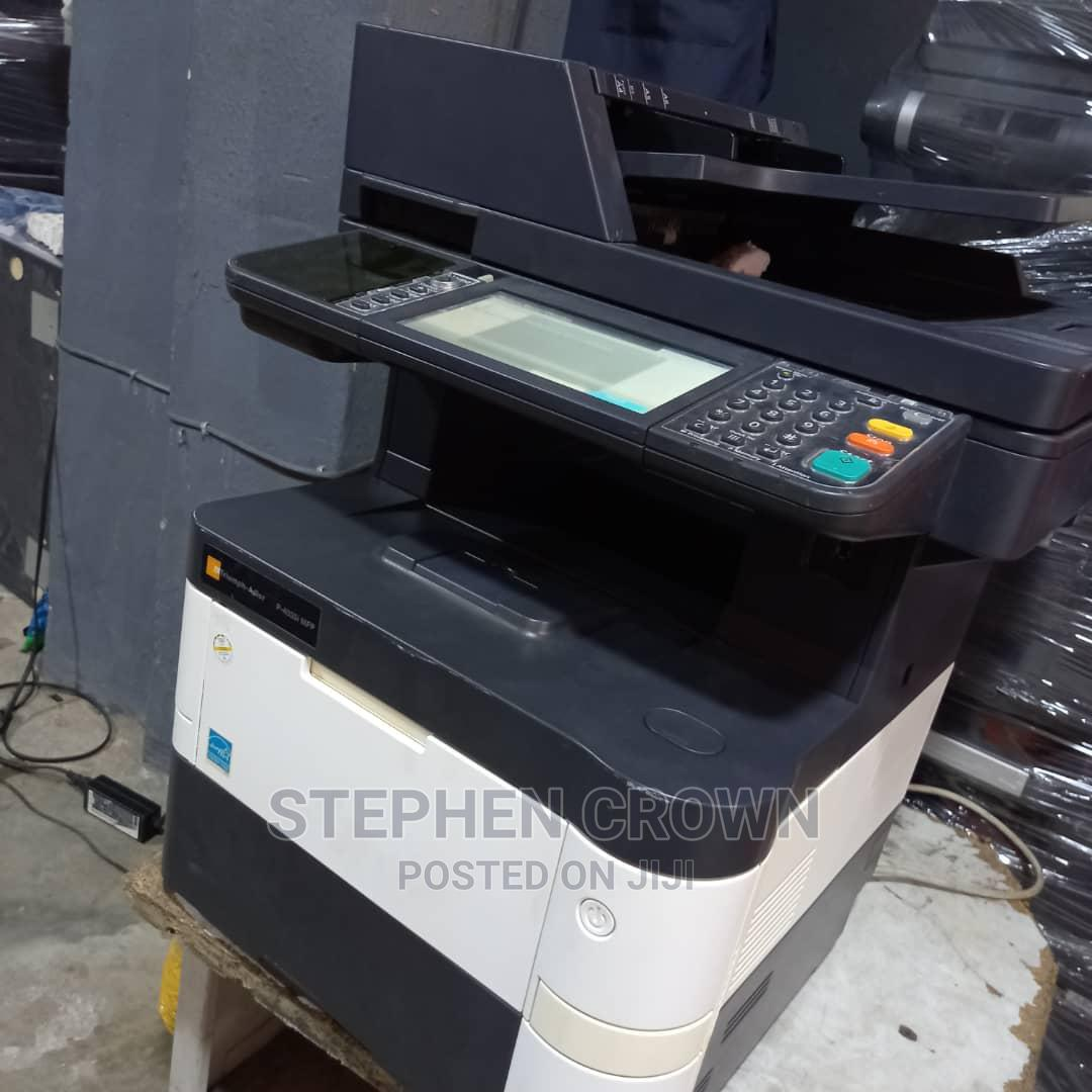 Kyocera Triumph Adler Photocopy Machine   Printers & Scanners for sale in Surulere, Lagos State, Nigeria
