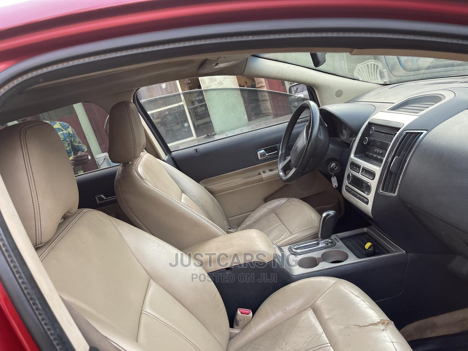 Ford Edge 2011 Red   Cars for sale in Maryland, Lagos State, Nigeria