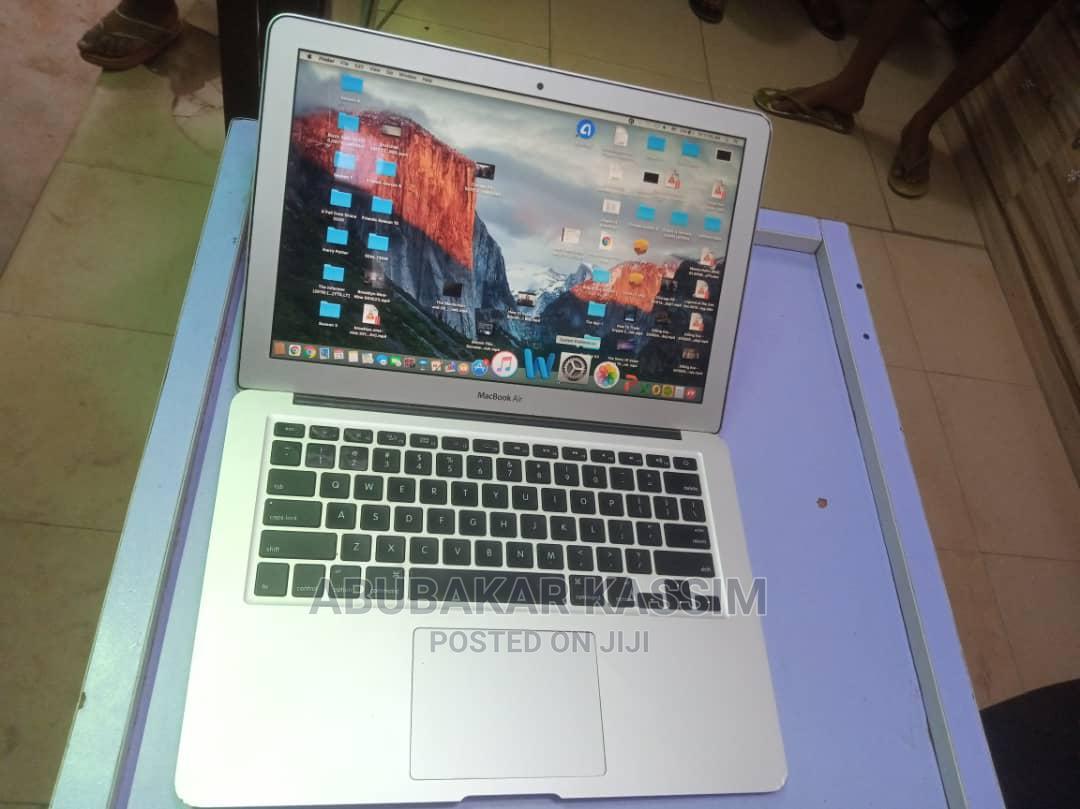 Laptop Apple MacBook Air 2014 4GB Intel Core I5 SSD 256GB | Laptops & Computers for sale in Gwarinpa, Abuja (FCT) State, Nigeria