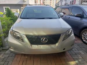 Lexus RX 2012 350 AWD Silver | Cars for sale in Lagos State, Lekki