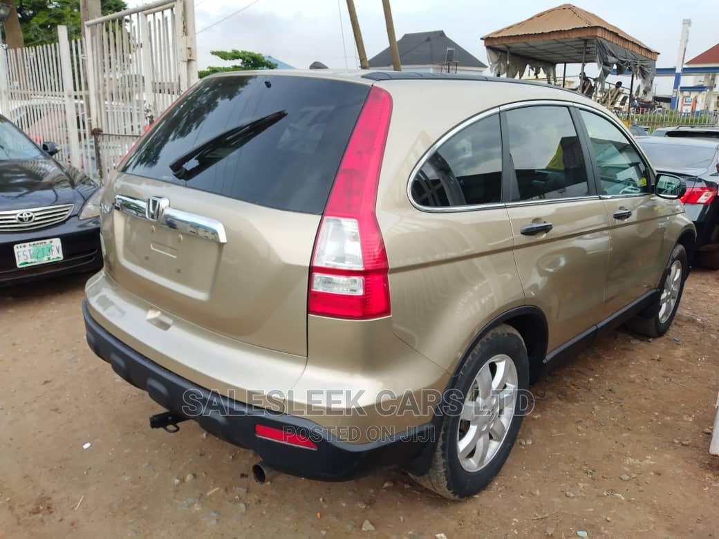 Archive: Honda CR-V 2008 2.4 EX Automatic Gold