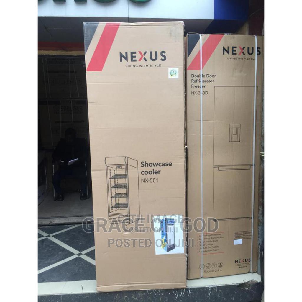 Nexus Showcase Chiller NX-501   Store Equipment for sale in Ikeja, Lagos State, Nigeria