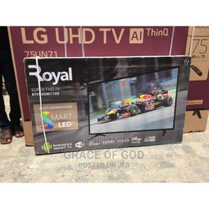 """Royal 55"""" Inches Smart TV   TV & DVD Equipment for sale in Lagos State, Ikeja"""