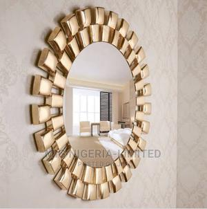 Wall Round Mirror Decorations | Home Accessories for sale in Lagos State, Surulere