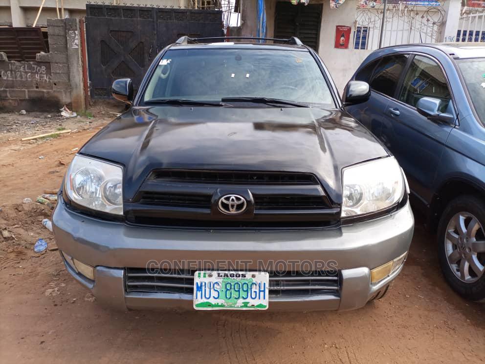 Archive: Toyota 4-Runner 2003 4.7 Black