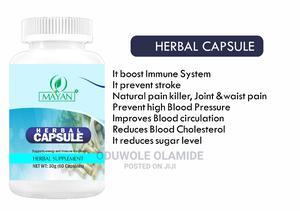 Mayan Herbal Capsule | Vitamins & Supplements for sale in Lagos State, Ikeja