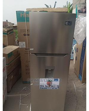 Midea Fridge With Dispenser   Kitchen Appliances for sale in Lagos State, Ikeja