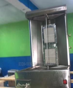 Double Burner Shawarma Grill | Restaurant & Catering Equipment for sale in Lagos State, Ojo