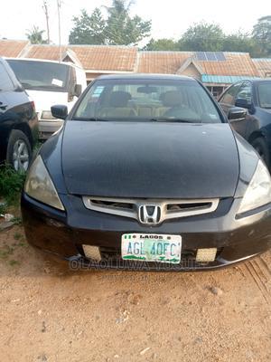 Honda Accord 2004 Sedan EX Black   Cars for sale in Oyo State, Ibadan