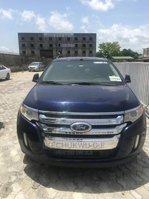 Ford Edge 2013 Blue | Cars for sale in Lagos State, Ajah