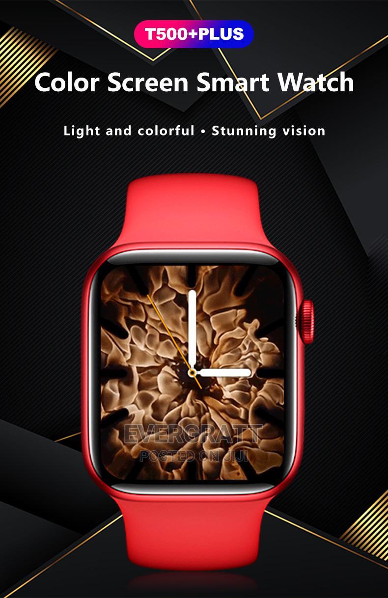 T500 Plus Apple Series 6 (CL) Smart Watch
