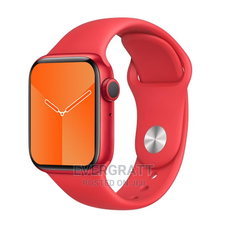 T500 Plus Apple Series 6 (CL) Smart Watch | Smart Watches & Trackers for sale in Uyo, Akwa Ibom State, Nigeria