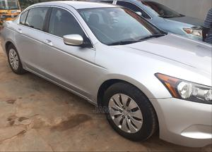 Honda Accord 2008 2.4 EX Automatic Silver   Cars for sale in Lagos State, Ojodu