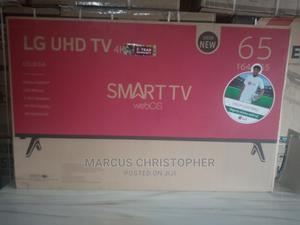 LG 65 Inches Smart TV at a Discounted Promo Price | TV & DVD Equipment for sale in Ogun State, Ado-Odo/Ota