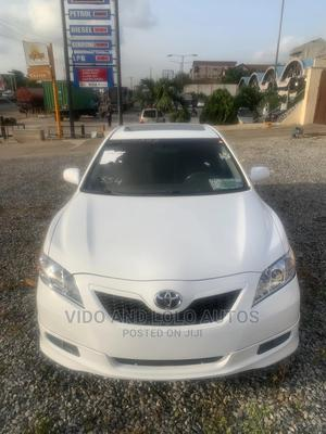 Toyota Camry 2008 White   Cars for sale in Lagos State, Ikeja
