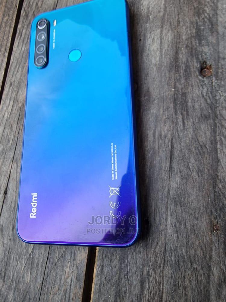 Archive: Xiaomi Redmi Note 8 128 GB Blue
