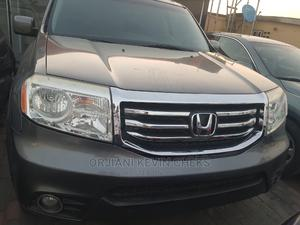 Honda Pilot 2012 Gray   Cars for sale in Lagos State, Ajah