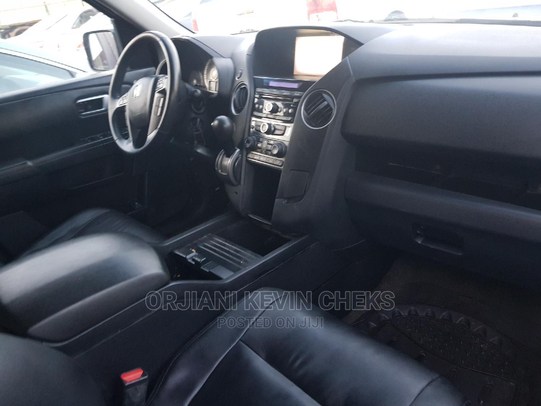 Honda Pilot 2012 Gray | Cars for sale in Ajah, Lagos State, Nigeria