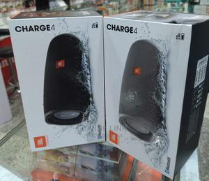 Jbl Charge 4 Bluetooth Speaker | Audio & Music Equipment for sale in Lagos State, Ikeja