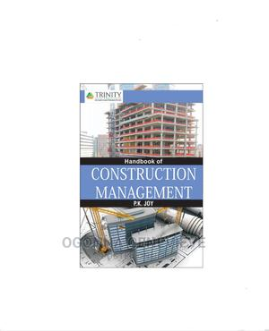 Handbook of Construction Management P.K Joy   Books & Games for sale in Lagos State, Yaba
