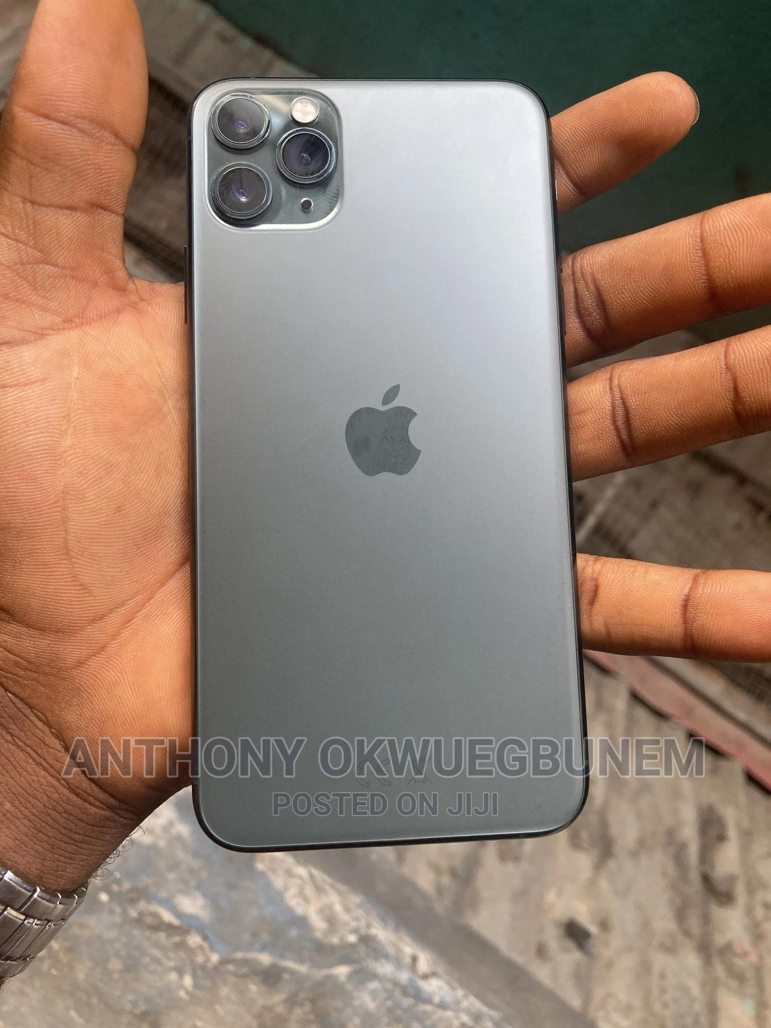 Apple iPhone 11 Pro Max 256 GB Green | Mobile Phones for sale in Ikeja, Lagos State, Nigeria