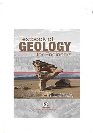Textbook of GEOLOGY for Engineers   Books & Games for sale in Lagos State, Yaba