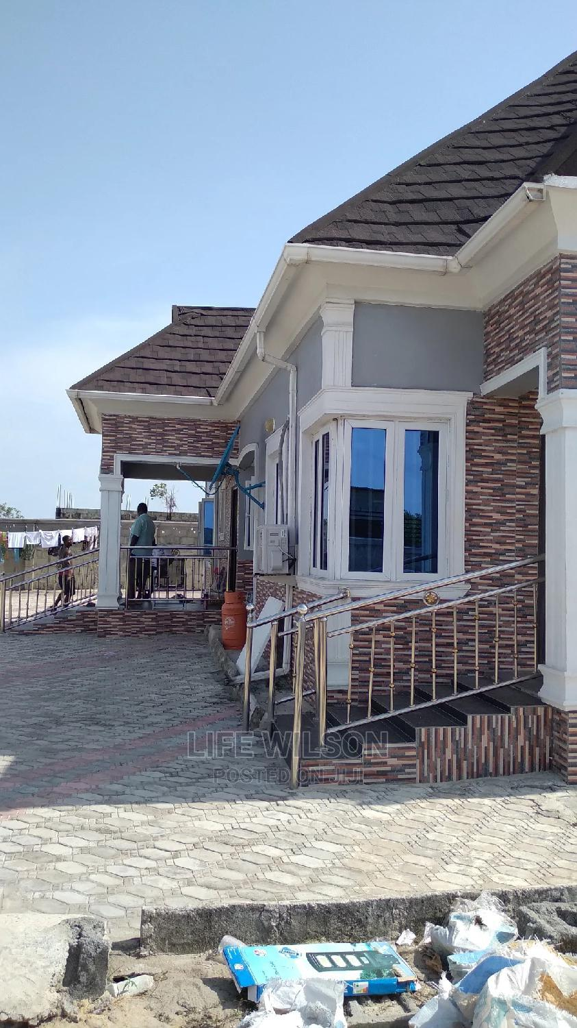 Brand New 3bedroom Bungalow on More Then a Plot