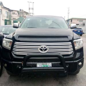 Toyota Tundra 2014 Black | Cars for sale in Lagos State, Ikeja