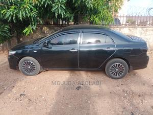 Toyota Corolla 2008 1.8 LE Black | Cars for sale in Abuja (FCT) State, Garki 2