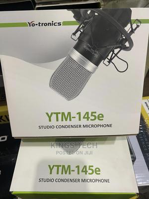 Yo-Tronics Yum-145e Studio Condenser Microphone   Audio & Music Equipment for sale in Lagos State, Ikeja