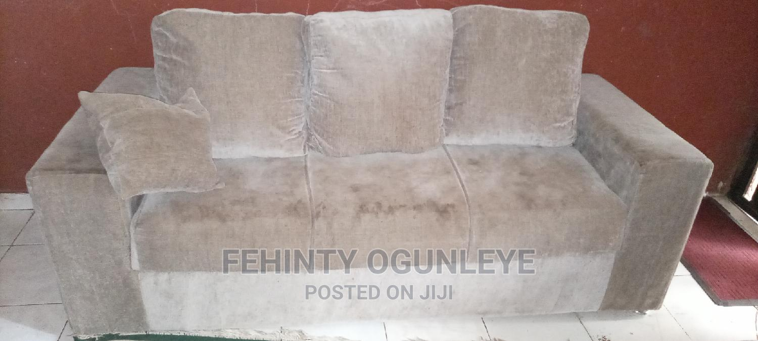 3 Seater,2 Seaters and 1 Long Seater   Furniture for sale in Central Business Dis, Abuja (FCT) State, Nigeria