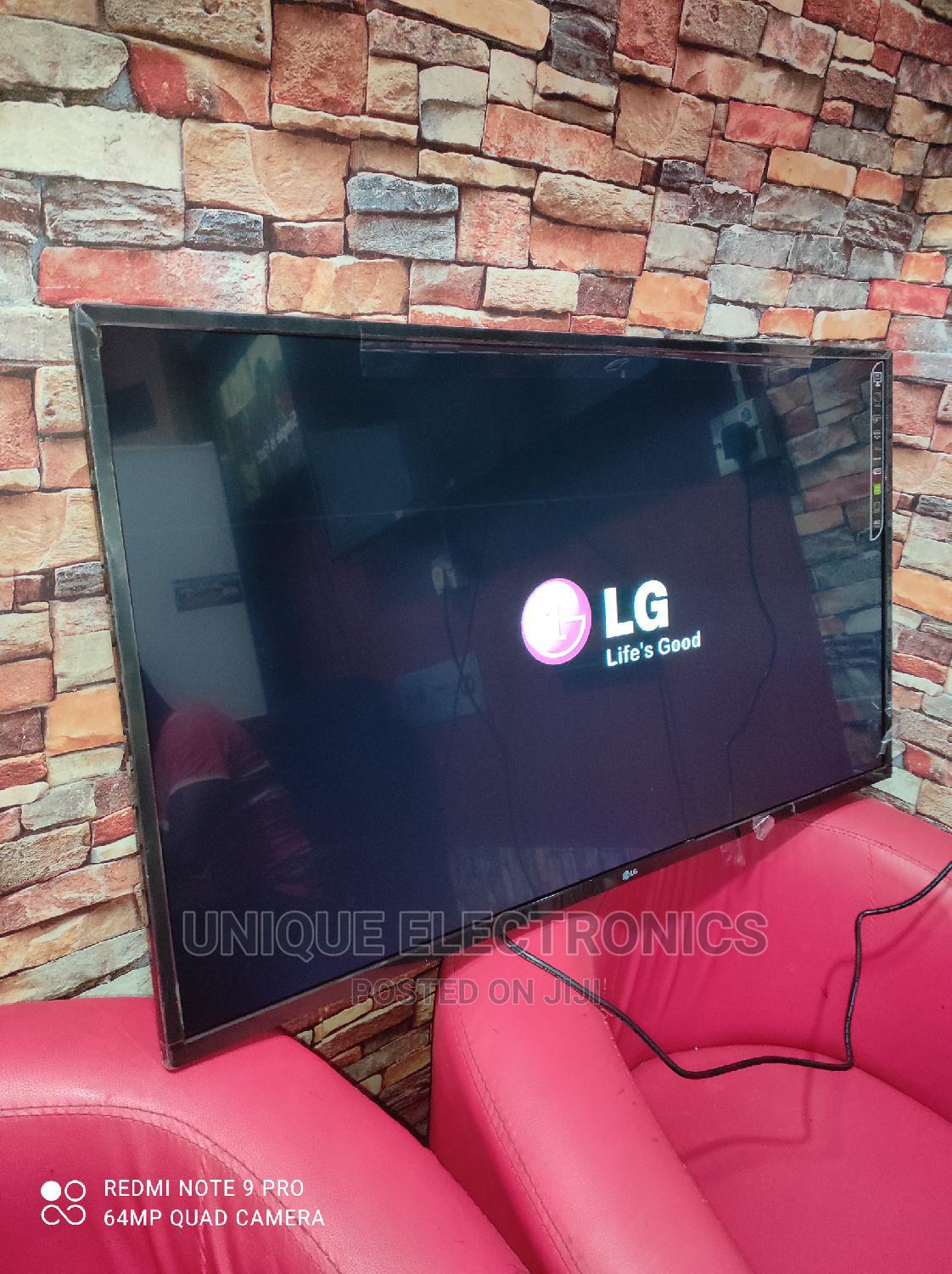 """LG 43""""Inch Android SMART TV Netflix + Wi-Fi + Youtube App"""