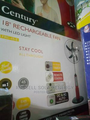"""18"""" Century Rechargeable Standing Fan   Home Appliances for sale in Lagos State, Ojo"""