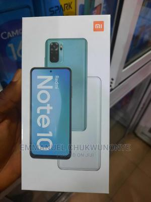 New Xiaomi Redmi Note 10 128 GB Black | Mobile Phones for sale in Lagos State, Ikeja