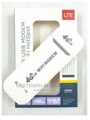 4G LTE USB Modem With Wifi Hotspot | Networking Products for sale in Lagos State, Ikeja
