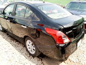 Nissan Almera 2001 Tino 1.8 Black | Cars for sale in Lagos State, Ikeja