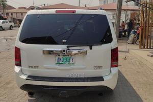 Honda Pilot 2012 White   Cars for sale in Lagos State, Lekki