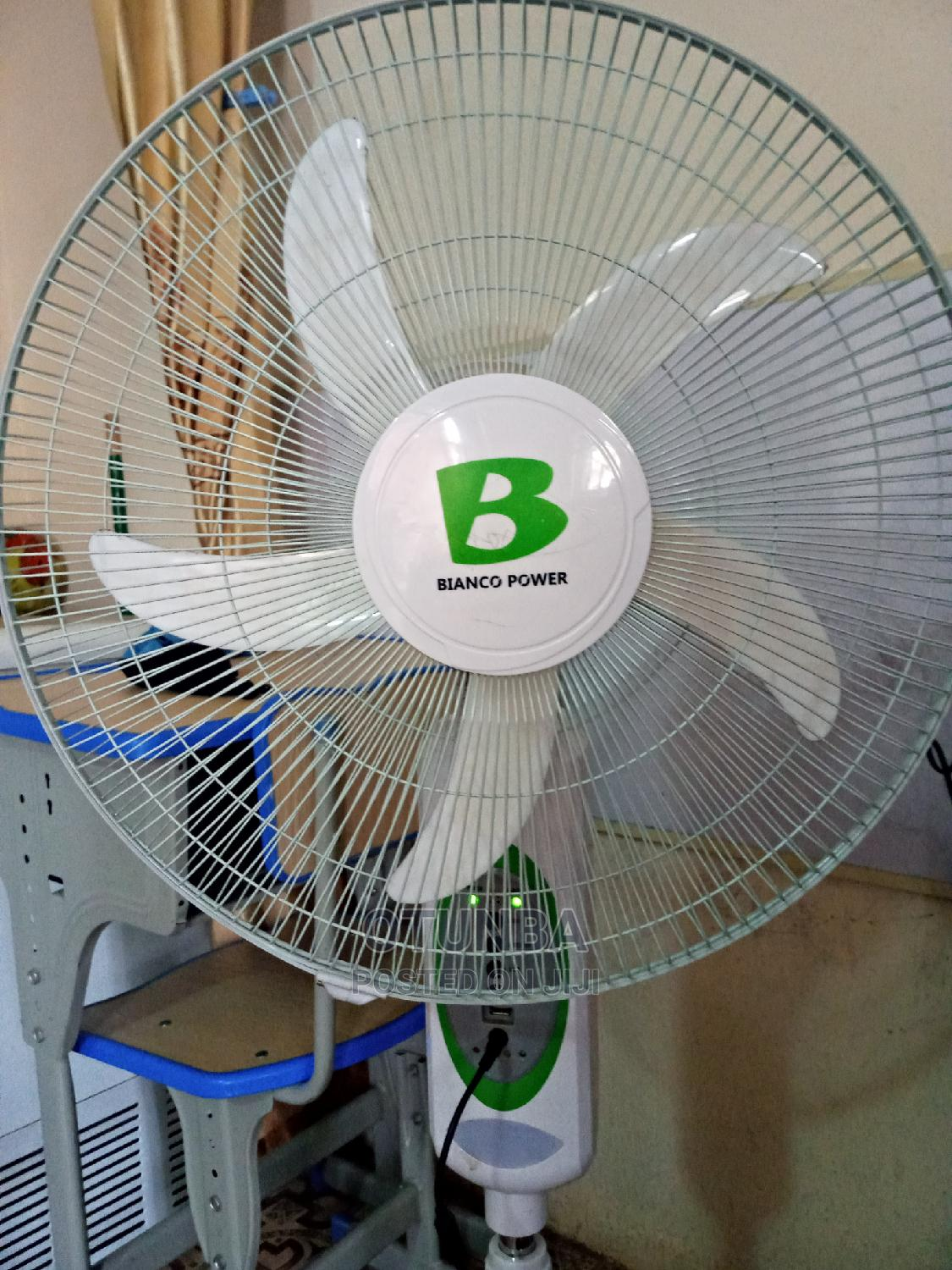Rechargeable Fan | Home Appliances for sale in Kubwa, Abuja (FCT) State, Nigeria