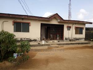 Bungalow of 3bedroom Setback on Full Plot, Has Ashop at Kajola | Houses & Apartments For Sale for sale in Oyo State, Kajola
