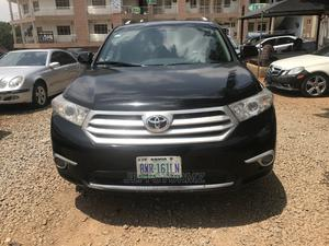 Toyota Highlander 2014 Black   Cars for sale in Abuja (FCT) State, Gwarinpa