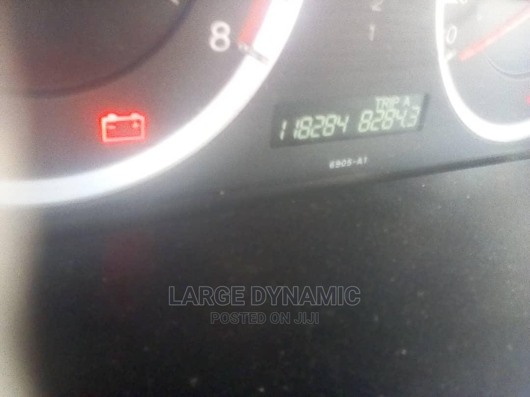 Archive: Honda Accord 2008 2.0i-Vtec Executive Black