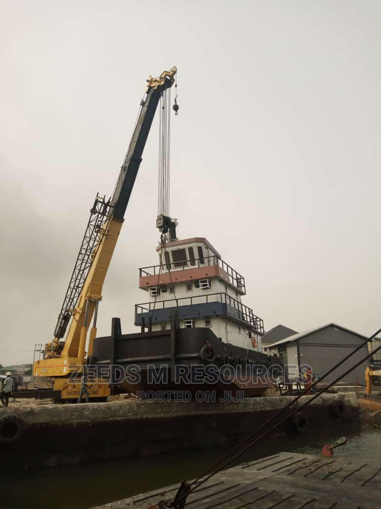 Archive: 1000HP Tugboat For Sale