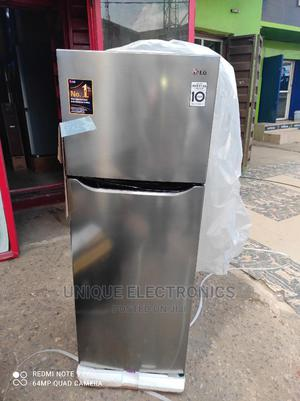 LG 225L Inverter Refrigerator -Fridge Freezer +Ice Maker   Kitchen Appliances for sale in Lagos State, Lekki