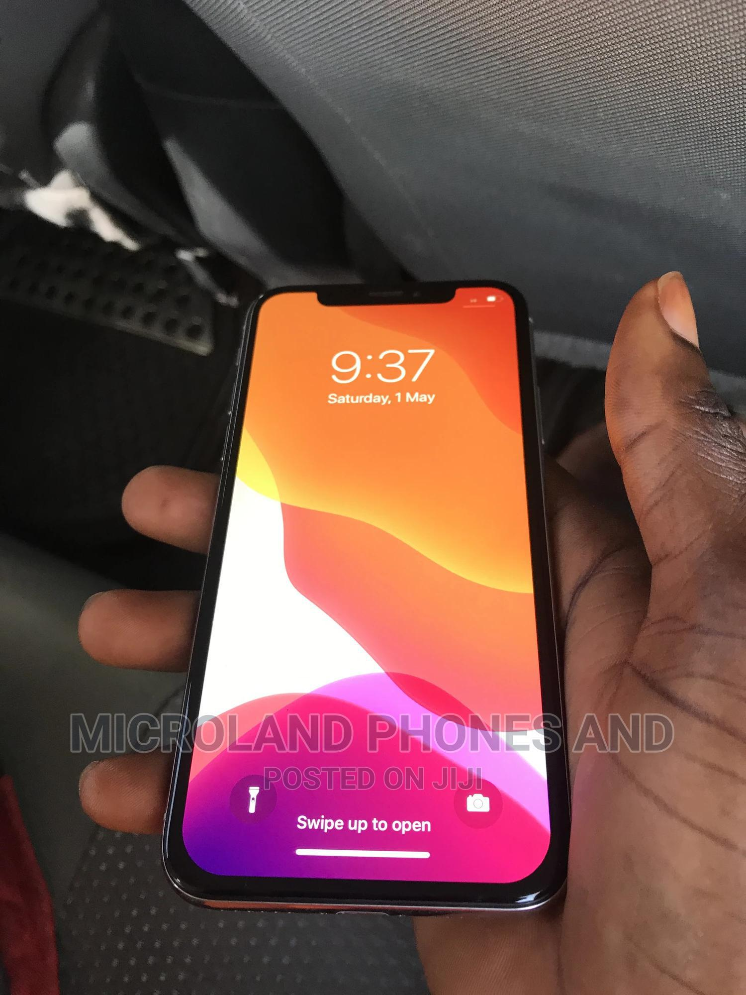 Apple iPhone X 64 GB White   Mobile Phones for sale in Alimosho, Lagos State, Nigeria